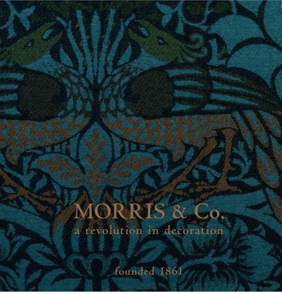 Morris /& Co A Revolution in Decoration