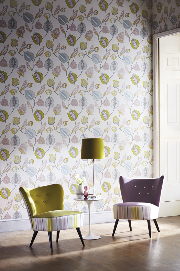 Harlequin Wallpaper Folia 21