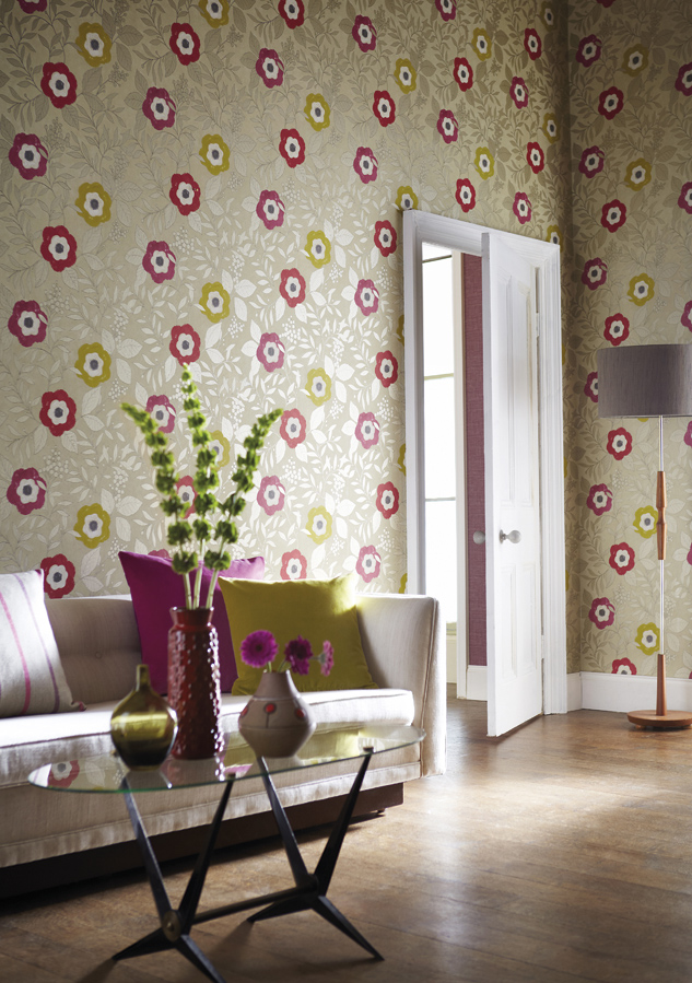Harlequin Wallpaper Folia 22