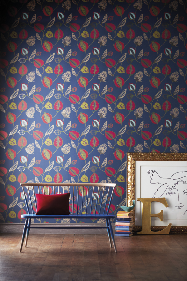 Harlequin Wallpaper Folia 25