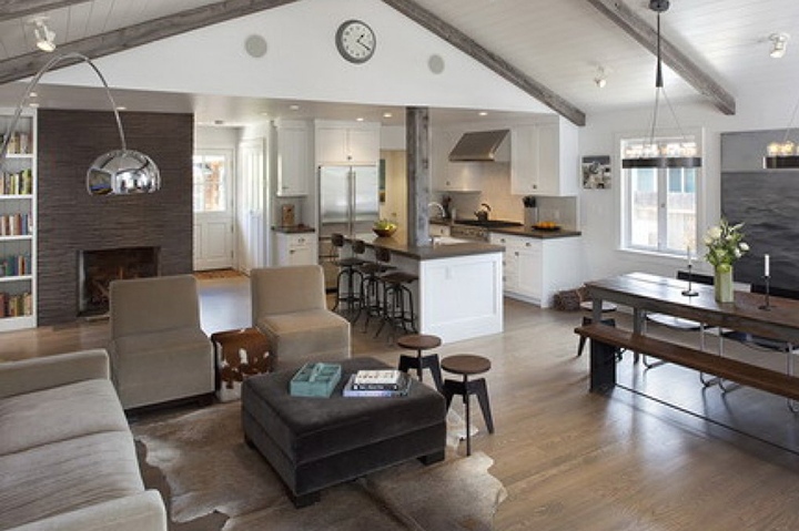 Kitchen Sitting Room Ideas Part - 28: Here Are A Few Things To Consider When Designing Your Open Plan Living Space .