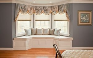 Get Curtains And Blinds To Fit Bay Windows Dean Amp Co