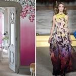 interiors follow fashion