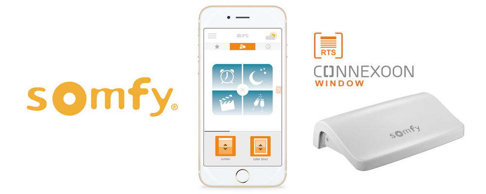 Somfy/Connexoon App