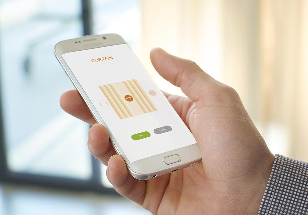 Somfy Smartphone App