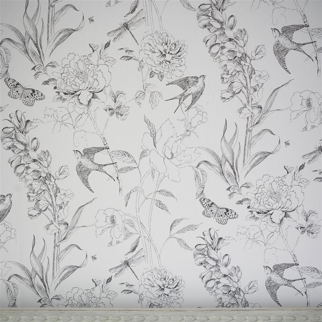 » Designers Guild Jardin Des Plantes Wallpaper Sibylla