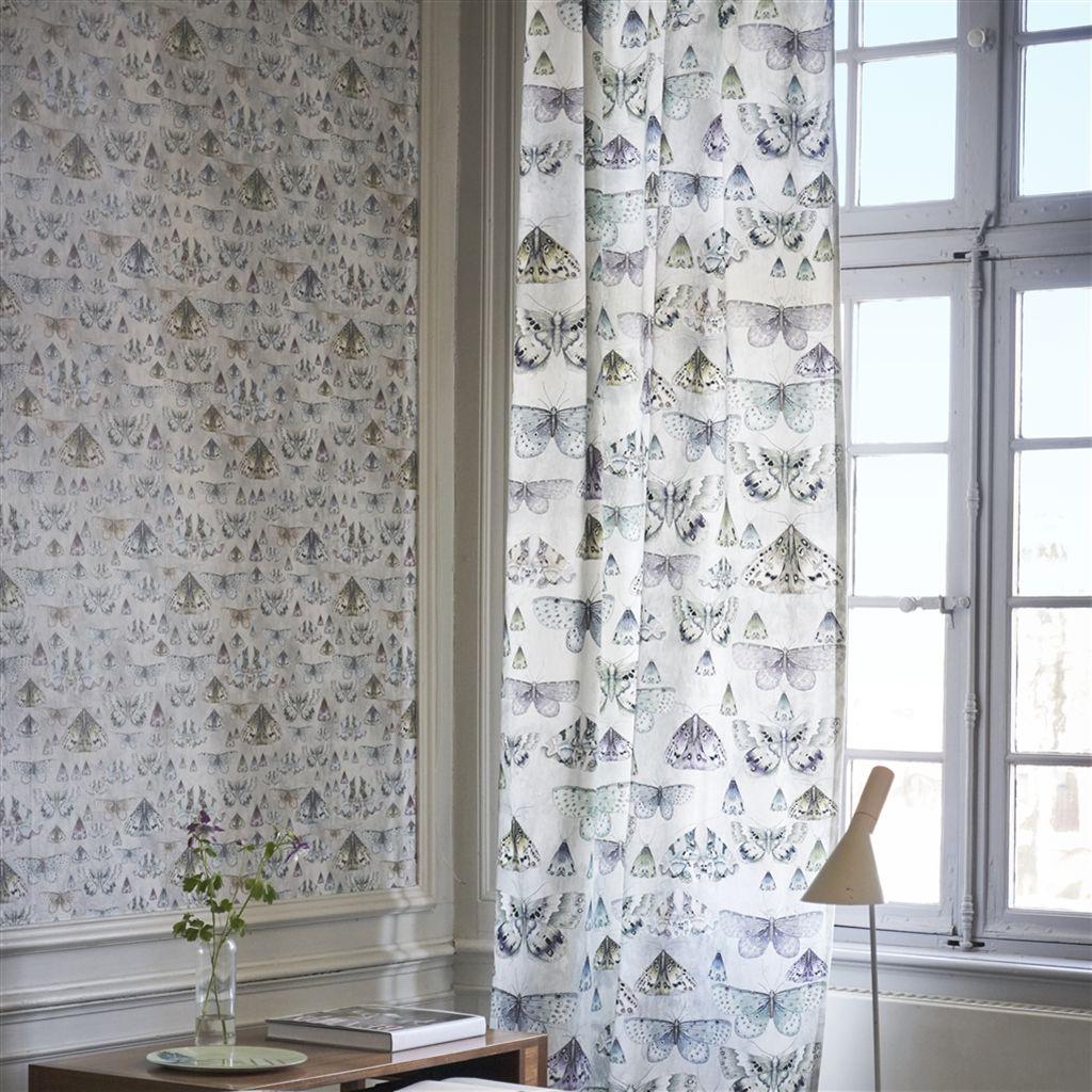 » Designers Guild Jardin Des Plantes Wallpaper Issoria