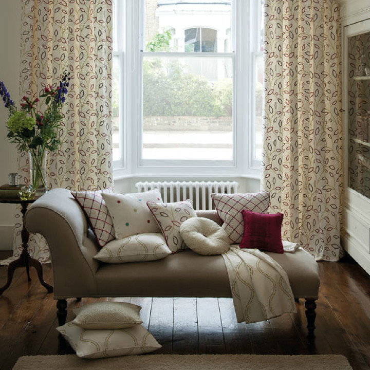 Atmosphere is one of Clarke & Clarke's new collections now available at Dean & Co.