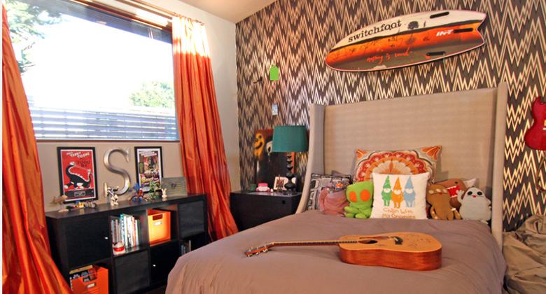 Top Design Ideas For Teenage Boysu0027 Bedrooms