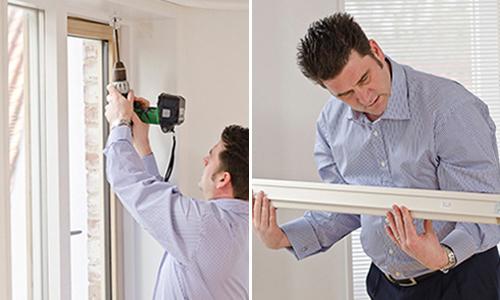 the dean co measuring guide for blinds dean co. Black Bedroom Furniture Sets. Home Design Ideas